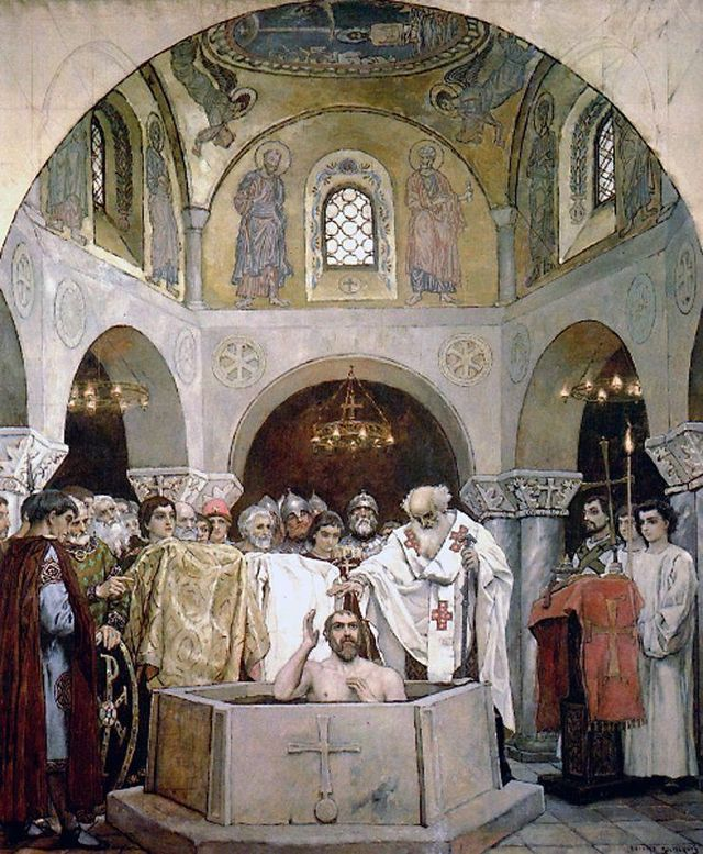 Крещение_князя_Владимира